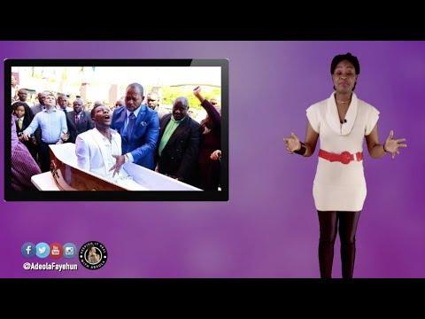 Ita Faji; Pastor Lukau Exposed 'Raising A Dead Man'; Iginla's Confession; Underwear Pastor; Atiku