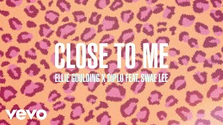 NEW Ellie Goulding Diplo Swae Lee Close To Me Audio Video