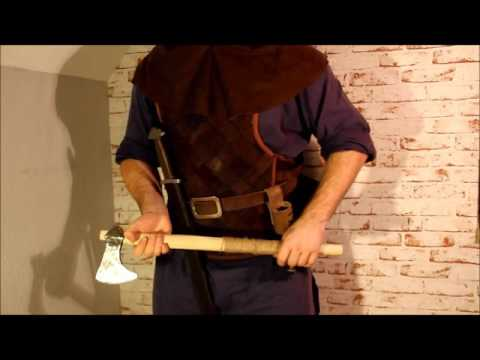 Wikinger (LARP) Lederrüstung
