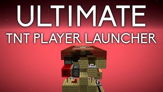 The Ultimate TNT Player Launcher   Hipster BUDed TNT Launcher [Showcase]