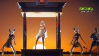 Katy Perry Dark Horse ft  Juicy J Official Video Legendado With Lyrics On Screen HD