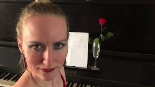 Video Blond přeliv