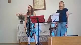 VIDEO: Na Peruci proběhl koncert židovských dvojhlasů