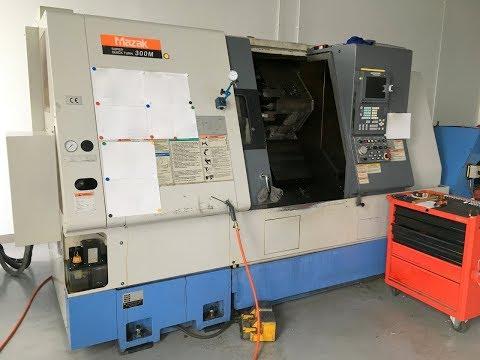 CNC Lathe MAZAK SQT 300M 2003