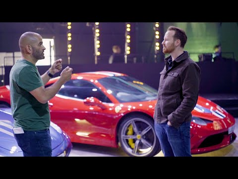 Chris Harris Compares McLaren 600LT vs Ferrari 488 Pista | Top Gear