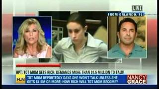 See Dr. Nassif on Nancy Grace, Talking about Casey Anthony's Plans for a Makeover