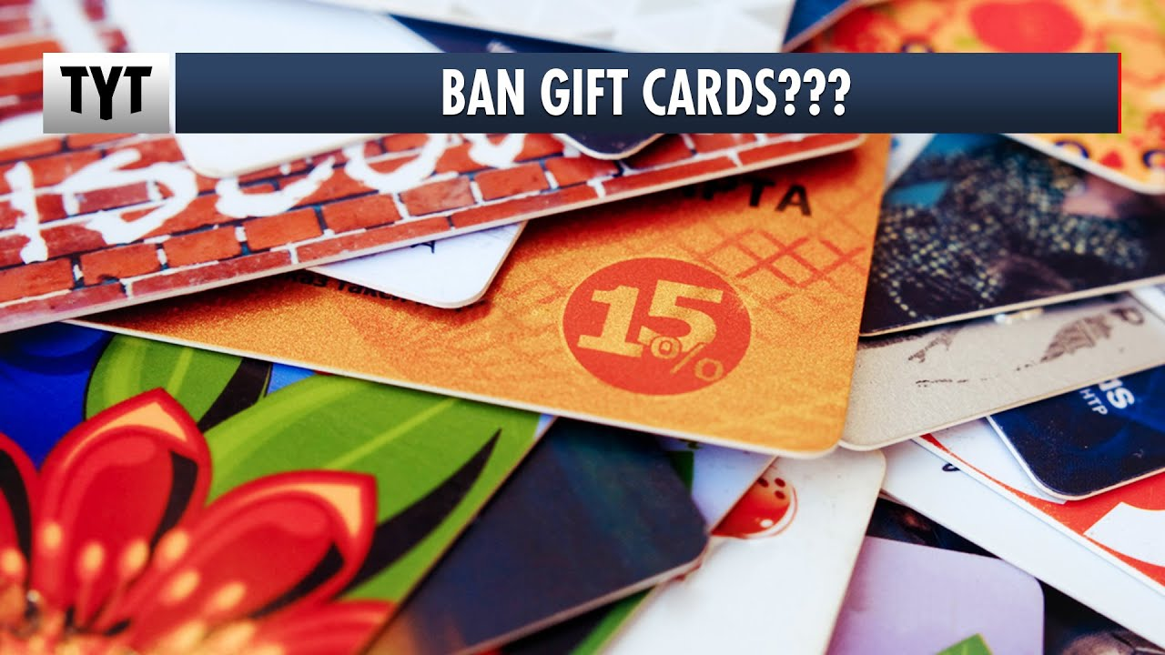 People Who Give You GIft Cards Secretly Hate You thumbnail