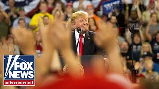 Watch Live: Trump hosts 'MAGA' rally in Iowa