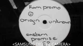 Origin Unknown losing u EP eastern promise