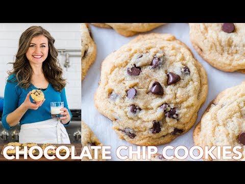 Best Chocolate Chip Cookies Recipe - Natasha's Kitchen