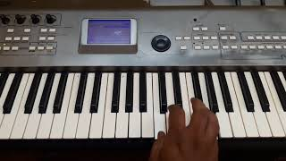7 Up Madras Gig   Orasaadha | Keyboard Tutorial | Part 1| Vivek   Mervin |