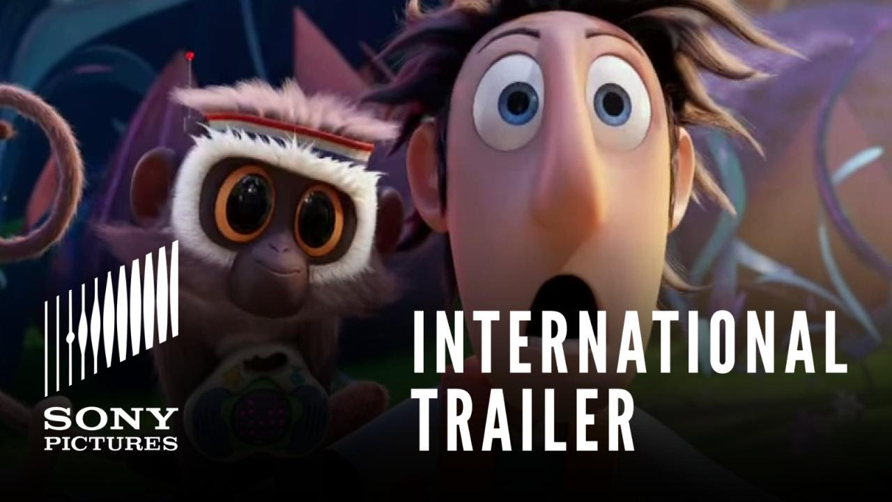 Video trailer för CLOUDY WITH A CHANCE OF MEATBALLS 2 - International Trailer