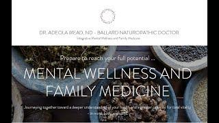 Natural medicine... in 1 minute