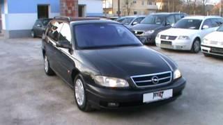 Opel Omega (B1) 1993 - 2004