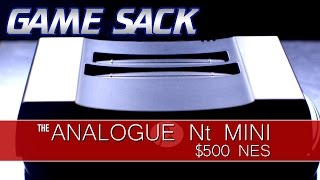 Analogue Nt mini $500 NES System - Review - Game Sack