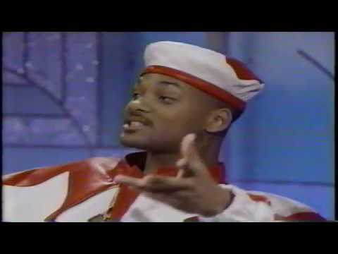 , title : '1991 Will Smith interview (Arsenio Hall Show)'