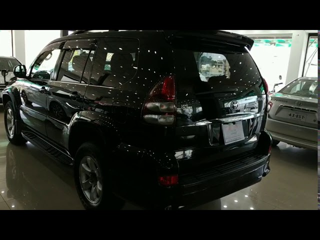 Toyota Prado TX 2.7 2009 for Sale in Rawalpindi