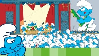In A Smurfery Mood • Sing along with the smurfs