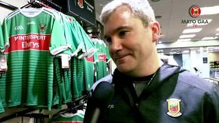 James Horan Interview - FBD League V Leitrim