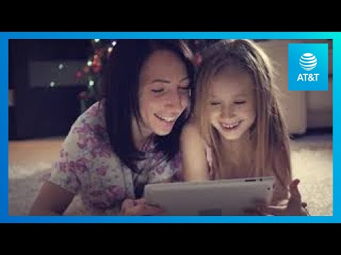 AT&T Connecting Students and Families During COVID-19-youtubevideotext