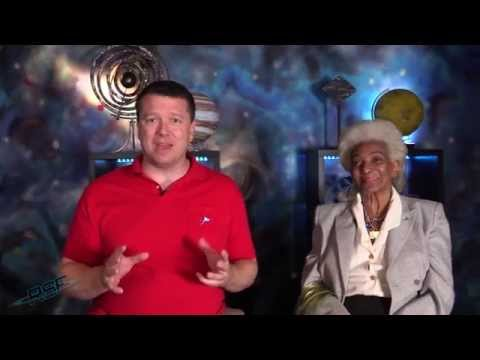 Deep Space Communications with Nichelle Nichols!