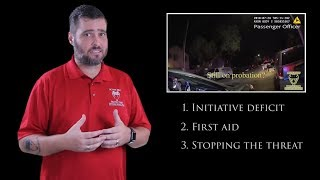 Initiative Deficit Is An Everyday Reality For Police Officers | Active Self Protection
