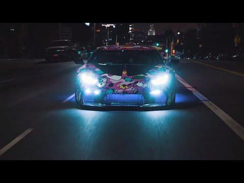 $UICIDEBOY$ x GERM - 20TH CENTURION (Lamborghini Music Video)