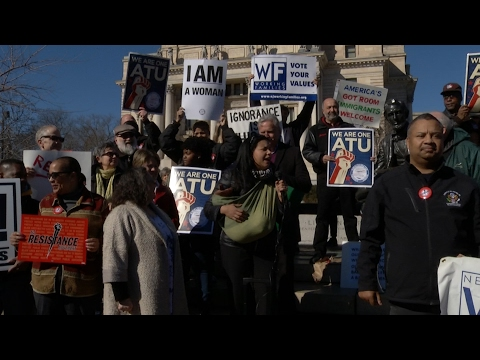 NJTV: Activists Rally in Newark Over New EPA Administrator