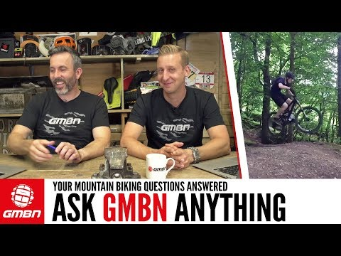 What Are The Best Tips For Taller Mountain Bikers? | Ask GMBN Anything About Mountain Biking