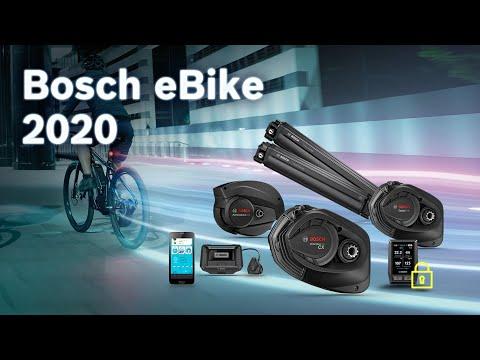 Die Bosch eBike-Neuheiten 2020! // Bosch eBike Innovations for 2020!
