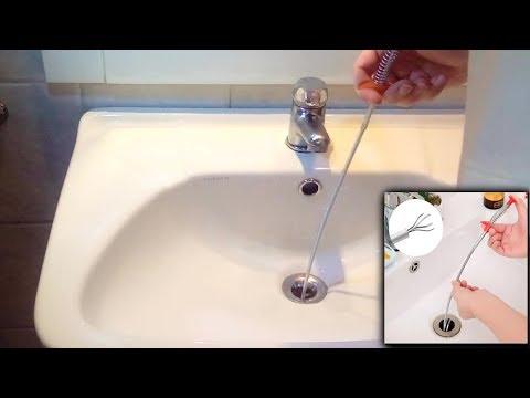 Bendable Pipe Cleaner - Αποφρακτικό σπιράλ με λαβίδα