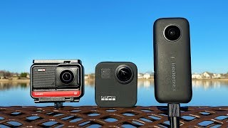 Insta360 ONE R: The Ultimate Modular Action Camera?