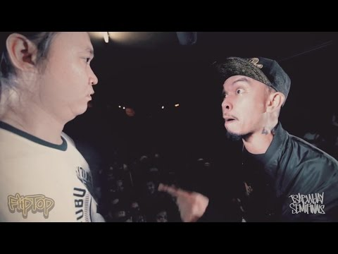 Fliptop - Loonie vs Tipsy D (Judging)