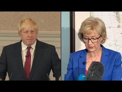 Βρετανία: Η Άντρεα Λίντσομ εκλεκτή του Μπόρις Τζόνσον για την πρωθυπουργία