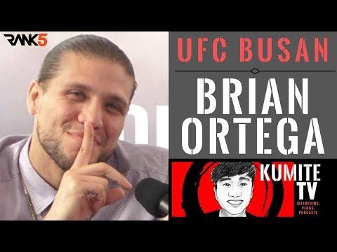 Brian Ortega: If anyone is going to beat Khabib Nurmagomedov, it's going to be Tony Ferguson