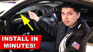 Don't hardwire your Dash Cam! Try this instead (Mustang 2015-2019)