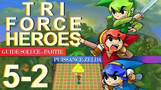 Soluce Tri Force Heroes : Niveau 5-2