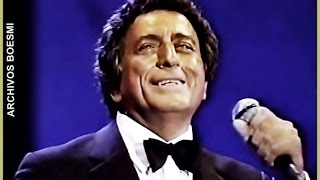 TONY BENNETT SINGS LIVE -THERE'LL BE SOME CHANGES MADE - 1987