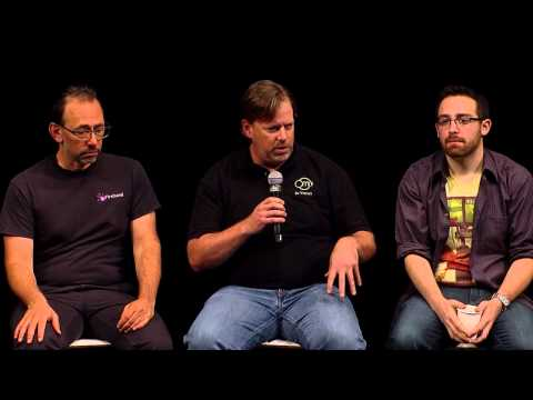 Unite 2014 - The Reality of Authoring in the Virtual Frontier