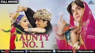 Aunty No1  Hindi Movies Full Movie  Govinda Movies  Latest Bollywood Movies  Hindi Movies