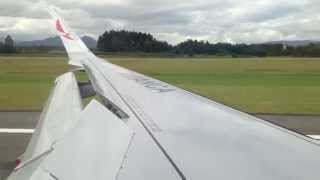 preview picture of video 'Landing at El Dorado International Airport (SKBO), Airbus A321-233S N696AV Avianca'