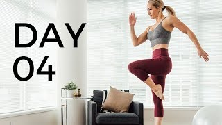 20 minute At Home Cardio Workout #1 - No equipment Needed! by Heather Robertson