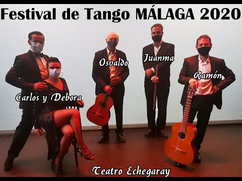 FESTIVAL DE TANGO MÁLAGA 2020 - Teatro Echegaray