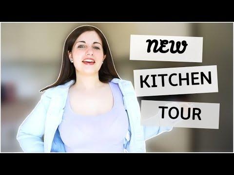 NEW KITCHEN TOUR!