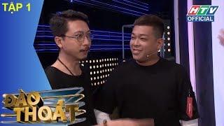 HTV ĐÀO THOÁT | Phúc Zelo - Dương Thanh Vàng đoạt giải thưởng 200 triệu | DT #1 FULL | 10/4/2018