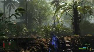 preview picture of video 'CRYSIS jungle fight _GDC_2006'