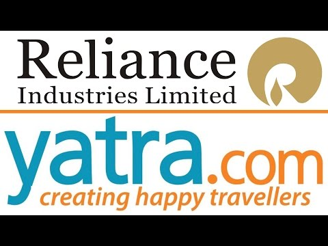 Reliance to pick equity stake in Yatra.com