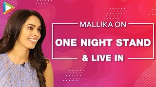 Mallika Sherawat On One Night Stand, Live In, Adult Movies, Censor Board | Aamir Khan