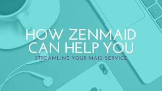 Vidéo de ZenMaid Software