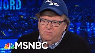 Michael Moore: Alexandria Ocasio-Cortez Is The Democratic Leader   The Last Word   MSNBC